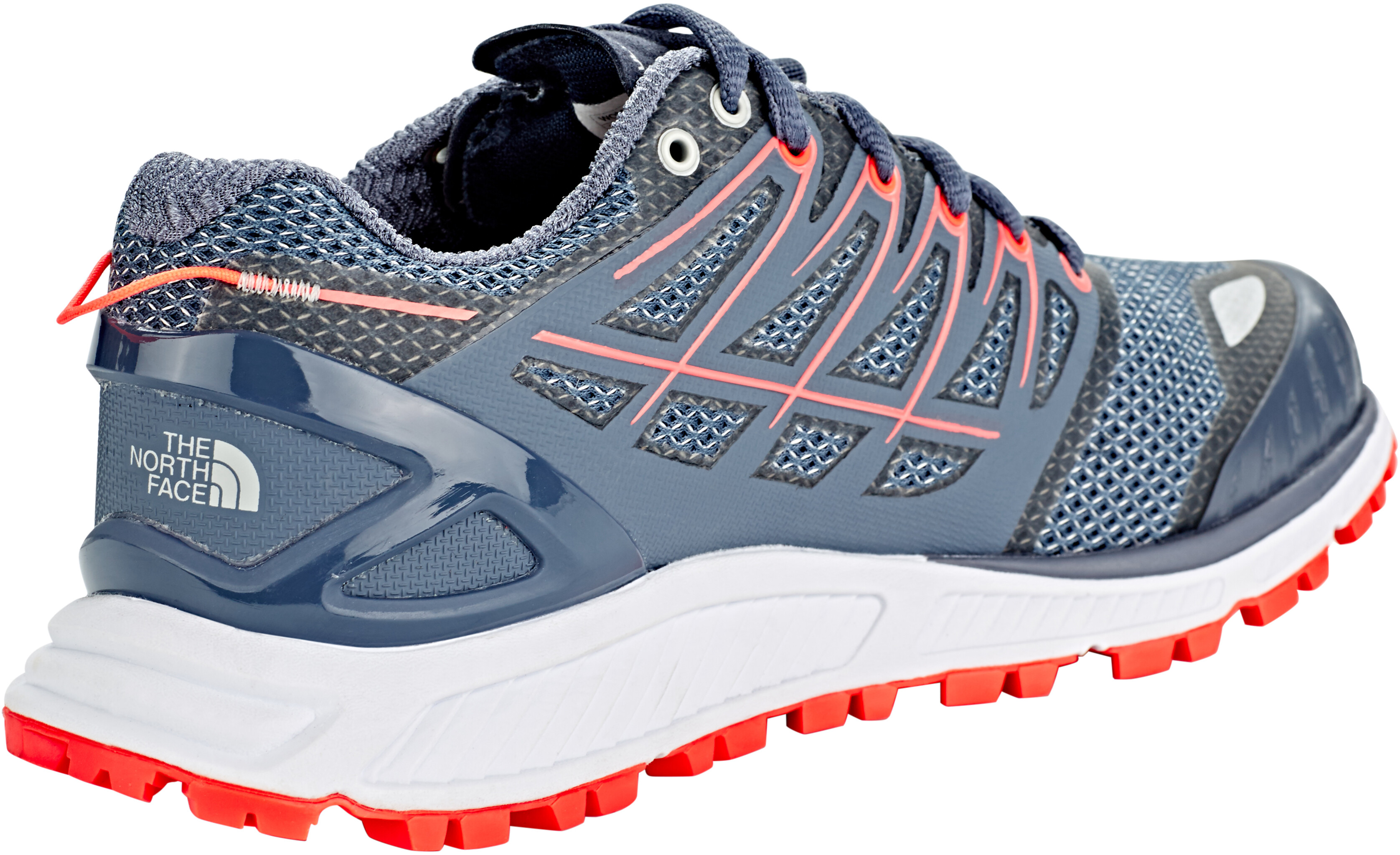 on sale 68f8c f932b The North Face Ultra Endurance II GTX Scarpe Donna, grisaille grey/fiery  coral